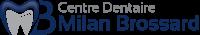 logo Centre Dentaire Milan Brossard