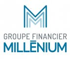 logo GROUPE FINANCIER MILLÉNIUM INC
