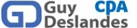 logo GUY DESLANDES CPA INC.